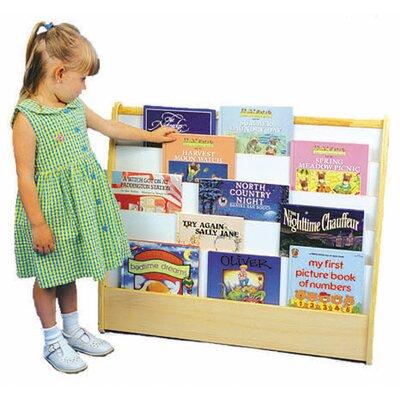 ECR4kids 2-Sided Pic A Bookshelf