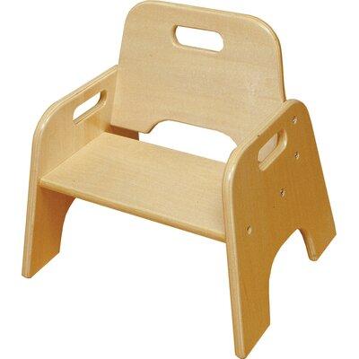 ECR4kids Wooden Kid's Seat