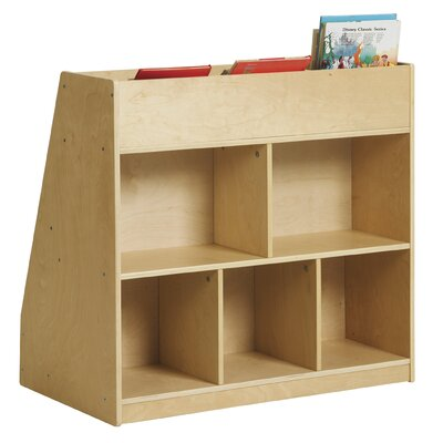 ECR4kids Display and Store Mobile Book Cart