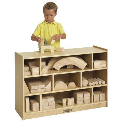 ECR4kids Medium Block Storage Cart
