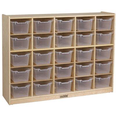 ECR4kids 25 Tray Cabinet