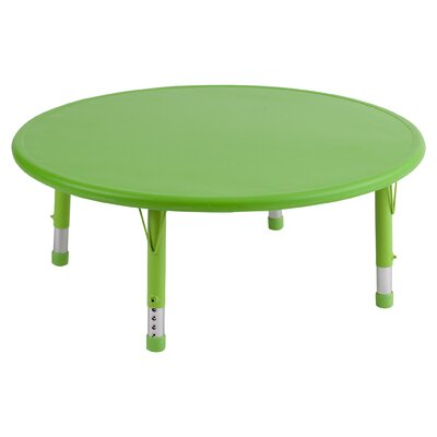 "ECR4kids 45"" Round Classroom Table"