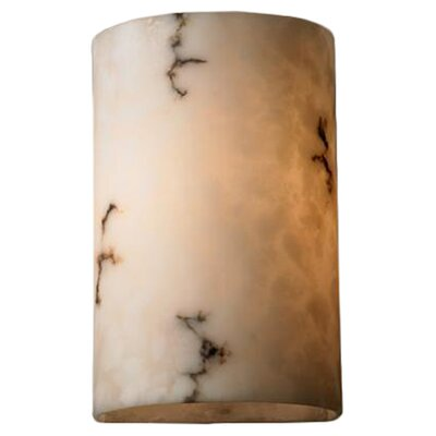 Justice Design Group LumenAria 2 Light Wall Sconce