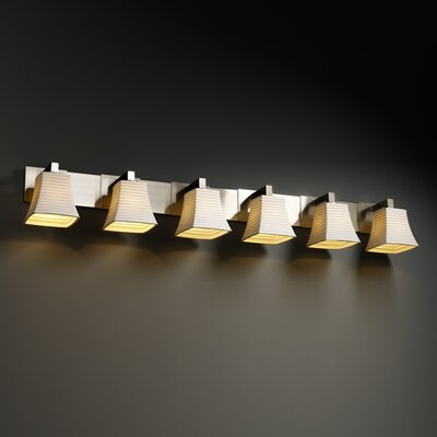 Limoges Modular 6 Light Bath Vanity Light Product Photo