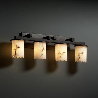 LumenAria Dakota 4 Light Bath Vanity Light Product Photo