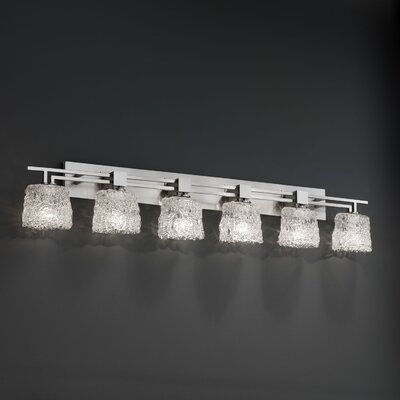 Aero 6 Light Bath Vanity Light Product Photo