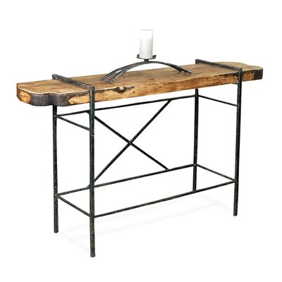 Studio Design Console Table by Stone County Ironworks