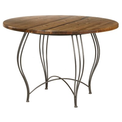 Bella Breakfast Dining Table by Stone County Ironworks