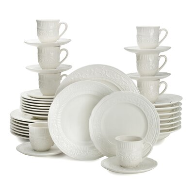 American Countryside 40 Piece Dinnerware Set by Mikasa