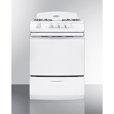 3.0 Cu. Ft Electric Range Product Photo