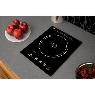 "12"" Electric Induction Cooktop with 1 Burner Product Photo"