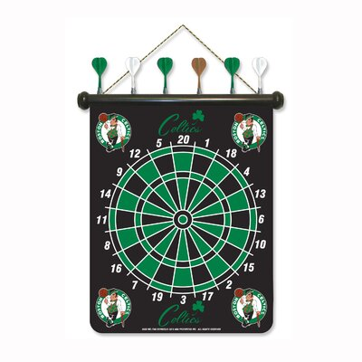 Rico Industries Inc NBA Magnetic Dart Board Set