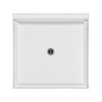 Square Shower Base Product Photo