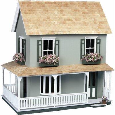 Laurel Dollhouse by Greenleaf Dollhouses