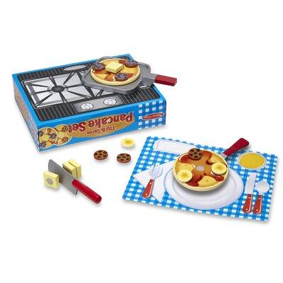 Flip and Serve Pancake Set by Melissa & Doug