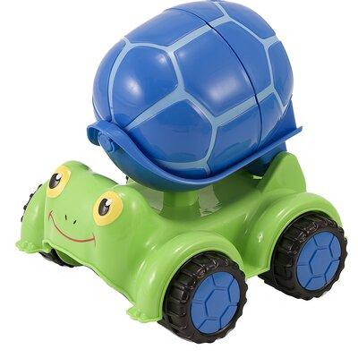 Scootin' Turtle Cement Mixer by Melissa & Doug