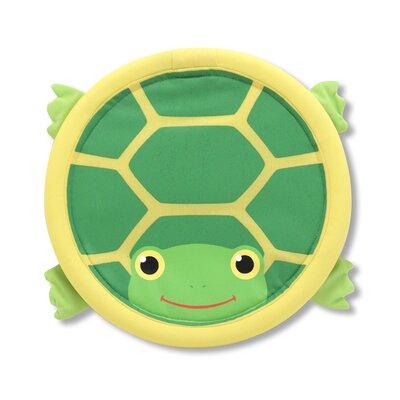 Melissa & Doug Tootle Turtle Flying Disk