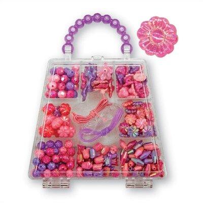 Melissa & Doug Polished Petals Bead Set Arts & Crafts Kit
