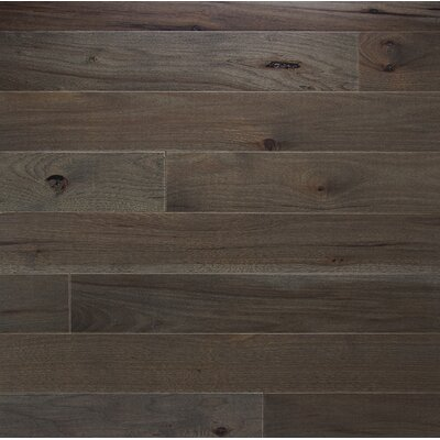 """Somerset Floors Character 3-1/4"""" Solid Hickory Hardwood Flooring in Ember"""