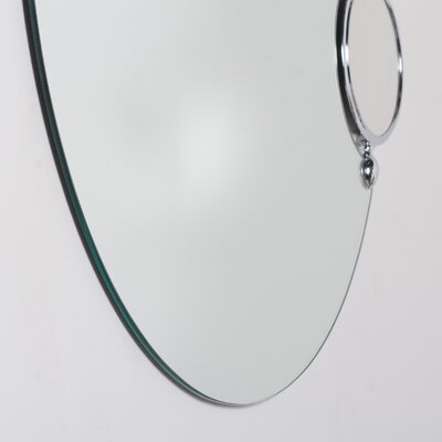 Decor Wonderland Frameless Wall Mirror