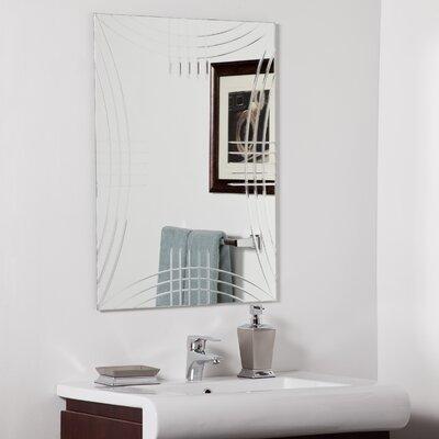 Caydon Modern Wall Mirror by Decor Wonderland
