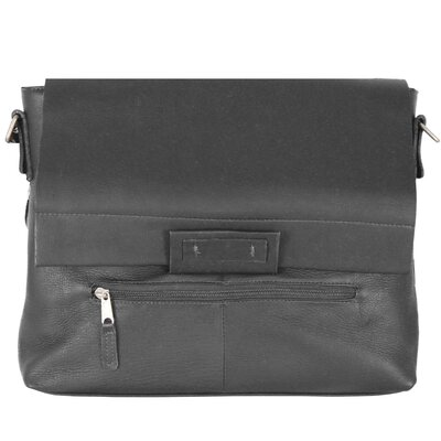 Denali Laptop Messenger Bag by Latico Leathers