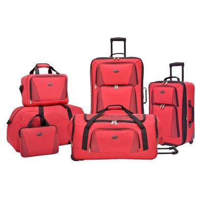 Palencia 5 Piece Luggage Set by U.S. Traveler