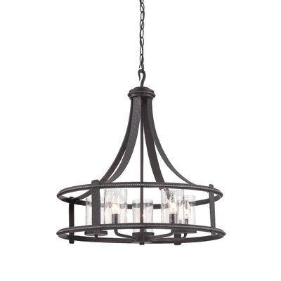 Palencia 5 Light Candle Chandelier Product Photo