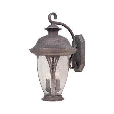 Designers Fountain Westchester 1 Light Wall Lantern