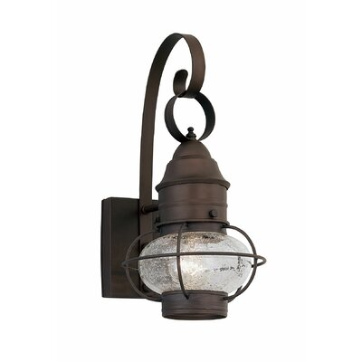 Designers Fountain Nantucket 1 Light Wall Lantern