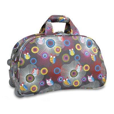 Christy Rolling Duffel Bag by J World