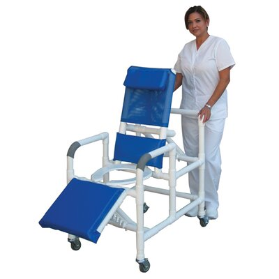 Reclining Shower Chair by MJM International