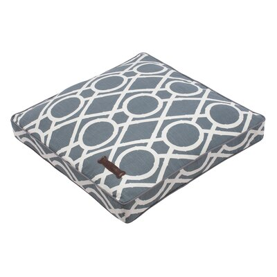 Premium Cotton Square Pet Bed by Jax and Bones
