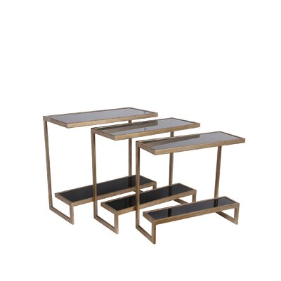 3 Piece Nesting Tables by Privilege