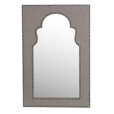 Linen Linen Mirror by Privilege