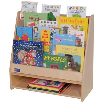 """Steffy Wood Products Toddler 25"""" Book Display"""