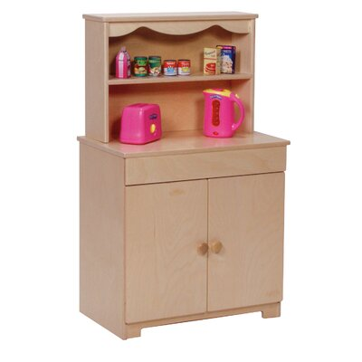 Steffy Wood Products Heirloom Hutch