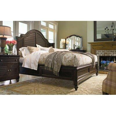 Steel Magnolia Panel Customizable Bedroom Set by Paula Deen Home