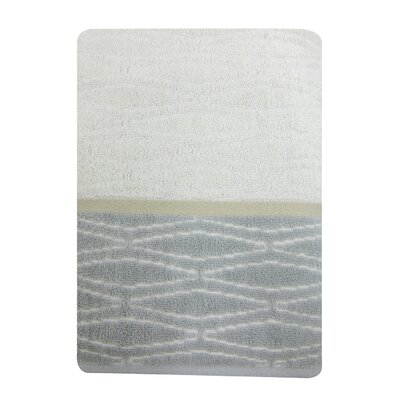 Aqualonia Cotton Bath Towel by Croscill