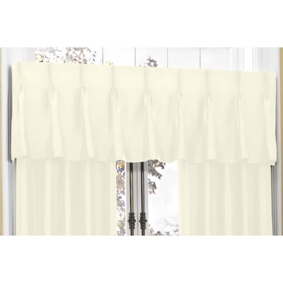 "Newport 50"" Curtain Valance Product Photo"