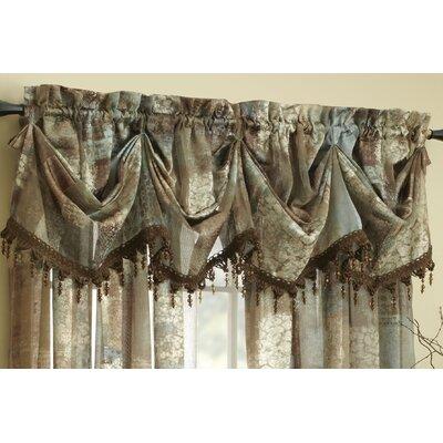 "Madagascar Sheer 84"" Curtain Valance Product Photo"
