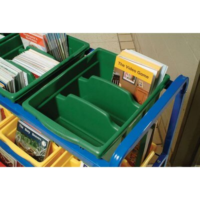 Copernicus Library on Wheels Cart