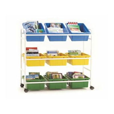 """Copernicus Leveled Reading Book 36"""" Browser Cart"""