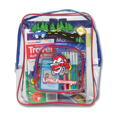 Sparky Travel Backpack by Universal Map