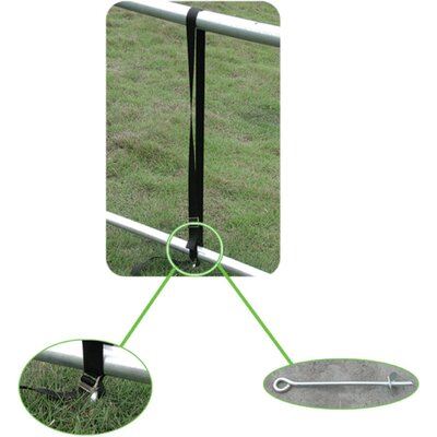 Pure Fun Trampoline Anchor Kit