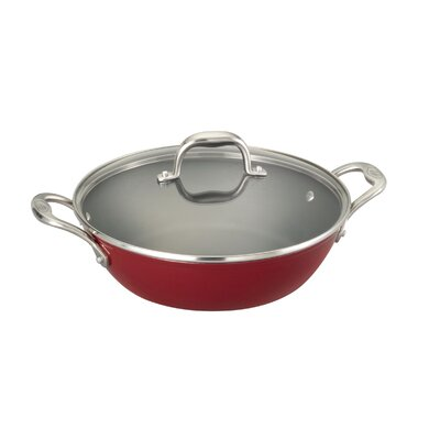 5 Qt. Round Braiser with Lid by Guy Fieri