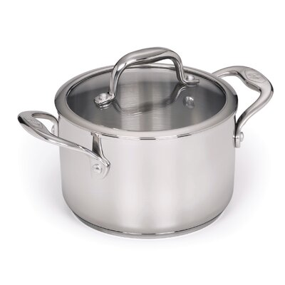 3-qt. Stock Pot with Lid by Guy Fieri