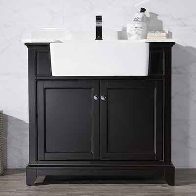 "Helanah 36"" Single Sink Vanity Set Product Photo"