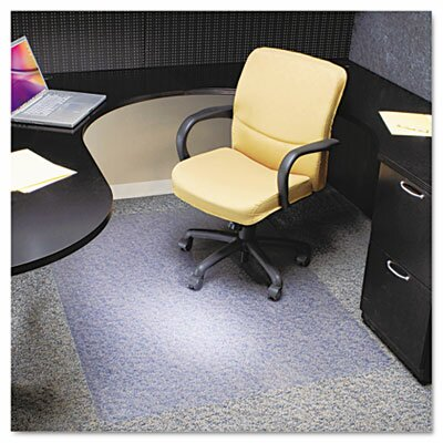 Rectangle Chair Mat, Multi-Task Series Anchorbar for Carpet Up To 0.38