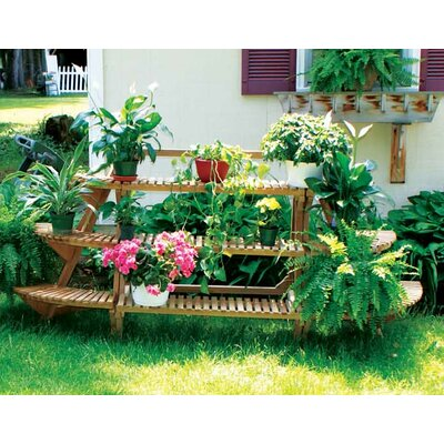 Jewels of Java Garden Novelty Plant Stand